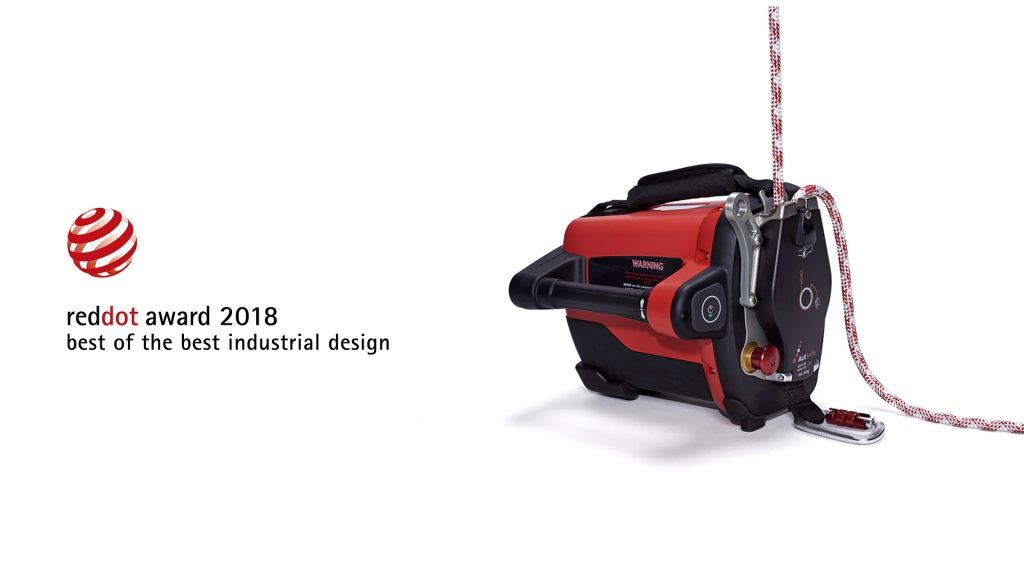 ActSafe wins Best of the Best, Red Dot 2018