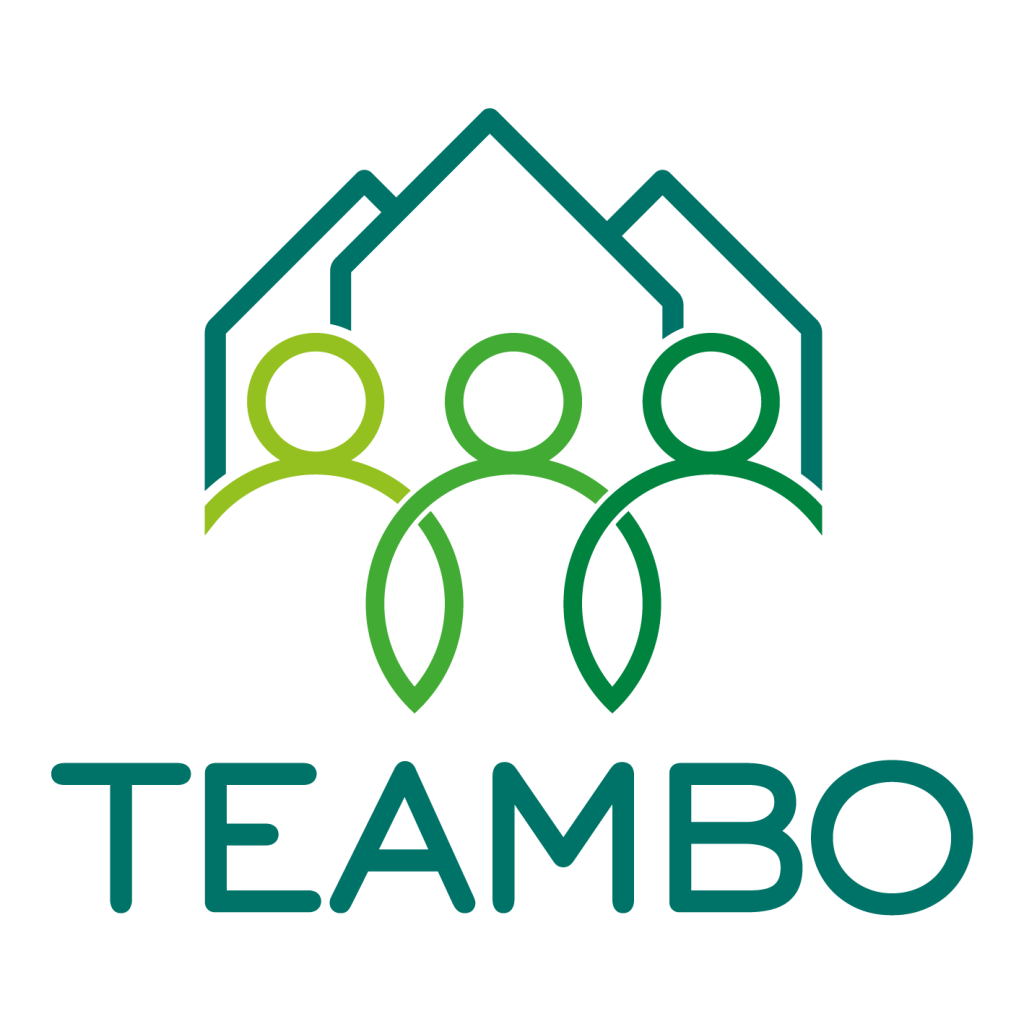 Teambo logo by Shift Design & Strategy 2018